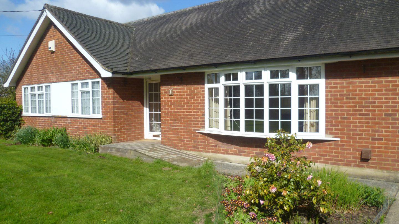 Old Barn Lane bungalow